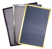 Air-Care Washable Permanent Electrostatic Filter Frame Types